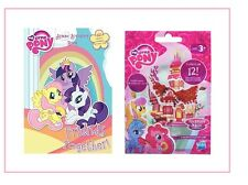 My Little Pony Jumbo Colouring Book & My Little Pony Friendship Magic Blind Bag