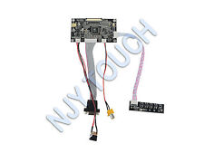 "VGA AV Mini LCD Controller Board KYV-N2 V6 for 7"" A070VW04 V0 TFT  800x480 60Pin"