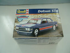 revell datsun 510 tuner series  model car kit
