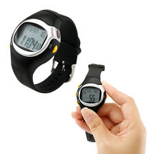 NEW Pulse Heart Rate Monitor Calories Counter Fitness Watch Brand New LED USA
