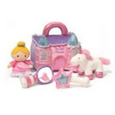 BABY GUND  - MY LITTLE PRINCESS CASTLE PLAYSET - 5 PIECE - PONY