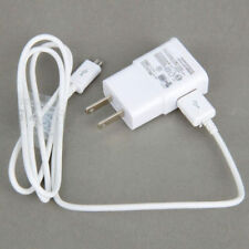 Samsung Galaxy Note 2/N7100 S4 S3 2A charger US + USB Charging Data cable F5