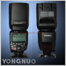 Yongnuo YN600EX-RT II Wireless Flash Speedlite Master TTL HSS as Canon 600EX-RT