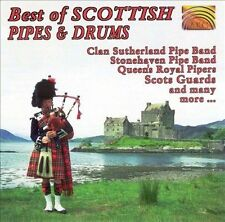 Best of Scottish Pipes & Drums, New Music