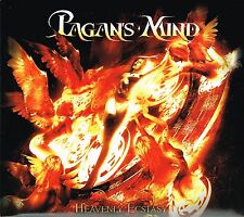 (CD) Pagan's Mind - Heavenly Ecstasy - Limited Edition, Digipak