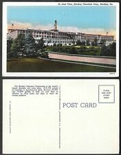 Old Pennsylvania Postcard - Hershey - East View of Hershey Chocolate Factory