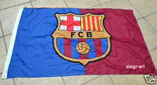 Barcelona Flag Banner 3x5 ft Spain Soccer Bicolor