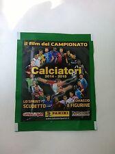 Bustina Film del campionato Lo sprint scudetto V9/V16 Calciatori Panini 2014/15