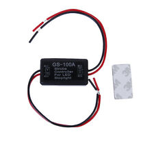 Waterproof LED Brake Stop Light Strobe Controller Flasher Module Vehicle