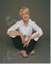 HELEN MIRREN Autographed Signed Photograph - To Emily