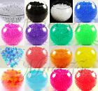 25 PACKS WATER AQUA SOIL CRYSTAL BIO GEL BALL BEADS WEDDING VASE FILLER