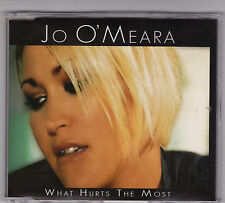 Jo O'Meara - What Hurts The Most - CD (SANPX403 One Track Promo)