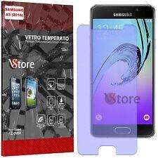 """Pellicola Vetro Temperato per Samsung Galaxy A3 2016 Proteggi Salva Schermo 4.7"""""""