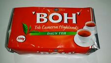 Malaysia Cameron Highlands Boh Black Tea Leaves Drink 100g Loose Leaf Instant