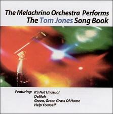 Melachrino Orchestra Melachrino Orch Performs the Tom Jones Songbook CD