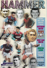 West Ham United v Sporting Lisbon Centenary match 7/5/96 (1995-1996)