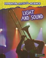 Light and Sound (Essential Physical Science)-ExLibrary