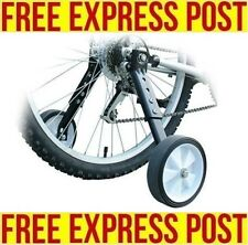 "Heavy duty Adjustable Adult Bicycle Bike Training Wheels Fits 20"" to 26"" EXPRESS"