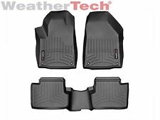 WeatherTech Floor Mat FloorLiner for Jeep Cherokee - 2016 - Black