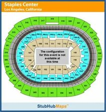 1 to 6 Tickets League of Legends World Championship FINALS, Staples Center