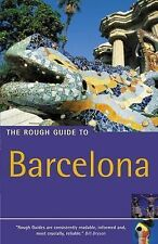 The Rough Guide to Barcelona (Rough Guide Travel Guides), Jules Brown