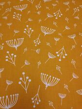 RPD328 Charley Harper Flower Seed Organic Cotton Fabric Quilt Fabric Charles