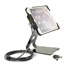 armourdog® security mount / stand for iPad mini 1/2/3/4 with lock and cable