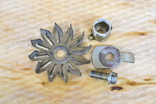 1983 HONDA CB650 CB650SC CB 650 SC NIGHTHAWK IGNITION COIL ROTOR COOLING FAN SET