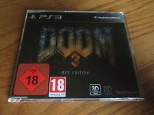 Doom 3 BFG PROMO (European Language Only) – PS3 (DEU/ESP/ITA/FRA) BLES-01679