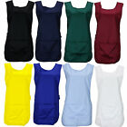 New Ladies Cleaning Apron Womens Tabard Catering Tabbard Work Kitchen Overall