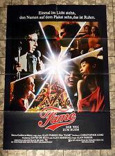 FAME - Der Weg zum Ruhm - A1-Filmposter - German 1-Sheet 1980 Eddie Barth