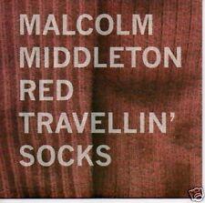 (235S) Malcolm Middleton, Red Travellin' Socks - DJ CD