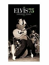 Elvis 75 - Good Rockin' Tonight Elvis Presley Audio 4 CD 80 page booklet