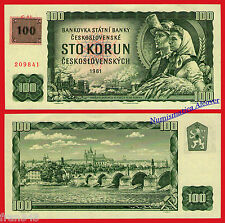 REPUBLICA CHECA CZECH REPUBLIC 100 Korun 1993 1961  Pick 1 c   SC / UNC