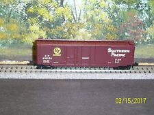KADEE MICRO-TRAINS N SCALE #36041 50' STD STEEL BOXCAR DBL. PLUG DOOR  SP