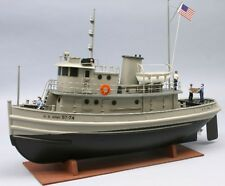 "DUMAS PRODUCTS 1256 18"" US Army 74' ST Tug Boat Kit (1/48)"