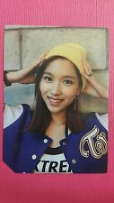 TWICE MINA Official Photocard MINT Ver. 2nd Album PAGE TWO Photo Card 미나
