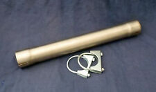 Vauxhall Vectra VXR Centre silencer mid silencer delete pipe de-res pipe