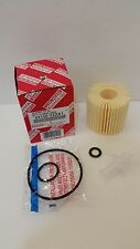 TOYOTA OEM FACTORY OIL FILTER AND DRAIN PLUG WASHER SET 04152-YZZA1