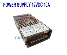 S-120-12a Super Stable Power supply unit 120W DC 12V ( 10.5 - 13.8V ) 10AMP