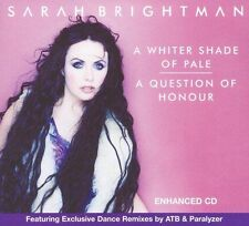 A Whiter Shade of Pale / A Question of Honour Brightman, Sarah Audio CD