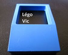 Lego Fabuland 4608 Fenêtre Window 2x4x5 Bleu Blue du 3671 3680 3633