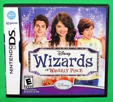 Wizards of Waverly Place Nintendo DS 2009 Disney