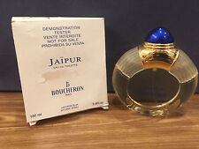 JAIPUR BOUCHERON EDT 100 ML / 3.4 OZ SPRAY WOMEN UNBOX WITH CAP ORIGINAL RARE