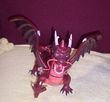 Vintage 2005 Mattel Avatar Roku's Flame Dragon The Last AirBender K3499 USED