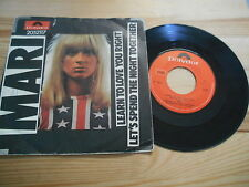 """7"""" Pop Mari - Learn To Love / Let's Spend The Night POLYDOR Rolling Stones Cover"""