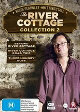 The River Cottage : Collection 2 (DVD, 2015, 4-Disc Set)