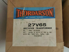 Thordarson 27V65   Transformer Power  5950007105346