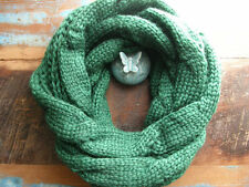 CYBER SPECIAL -Infinity Scarf, Knit Scarf, Winter Scarf, Christmas Gift - KS7073