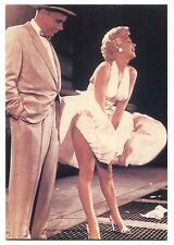 Marilyn Monroe Actress 20th Century Fox The Seven Year Itch Pinup Girl Postcard